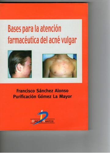 bases para la atencion farmaceutica del acné vulgar