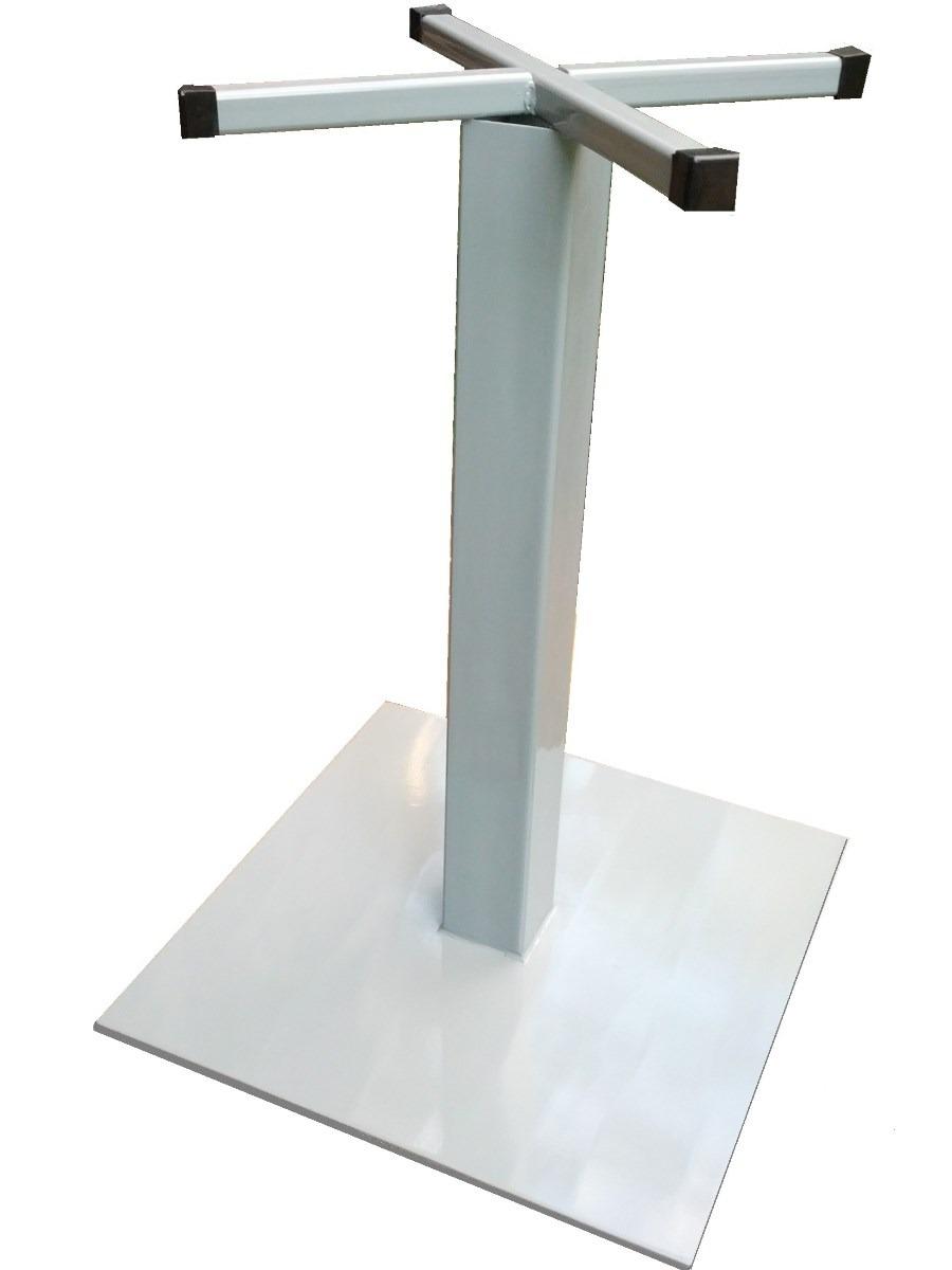 Bases para mesas en hierro favor leer bien bs 34 50 en for Bases de mesas cromadas
