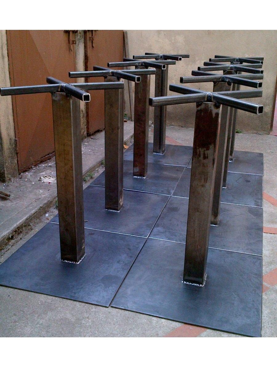 Bases para mesas en hierro resistentes favor leer bien - Mesa de hierro ...