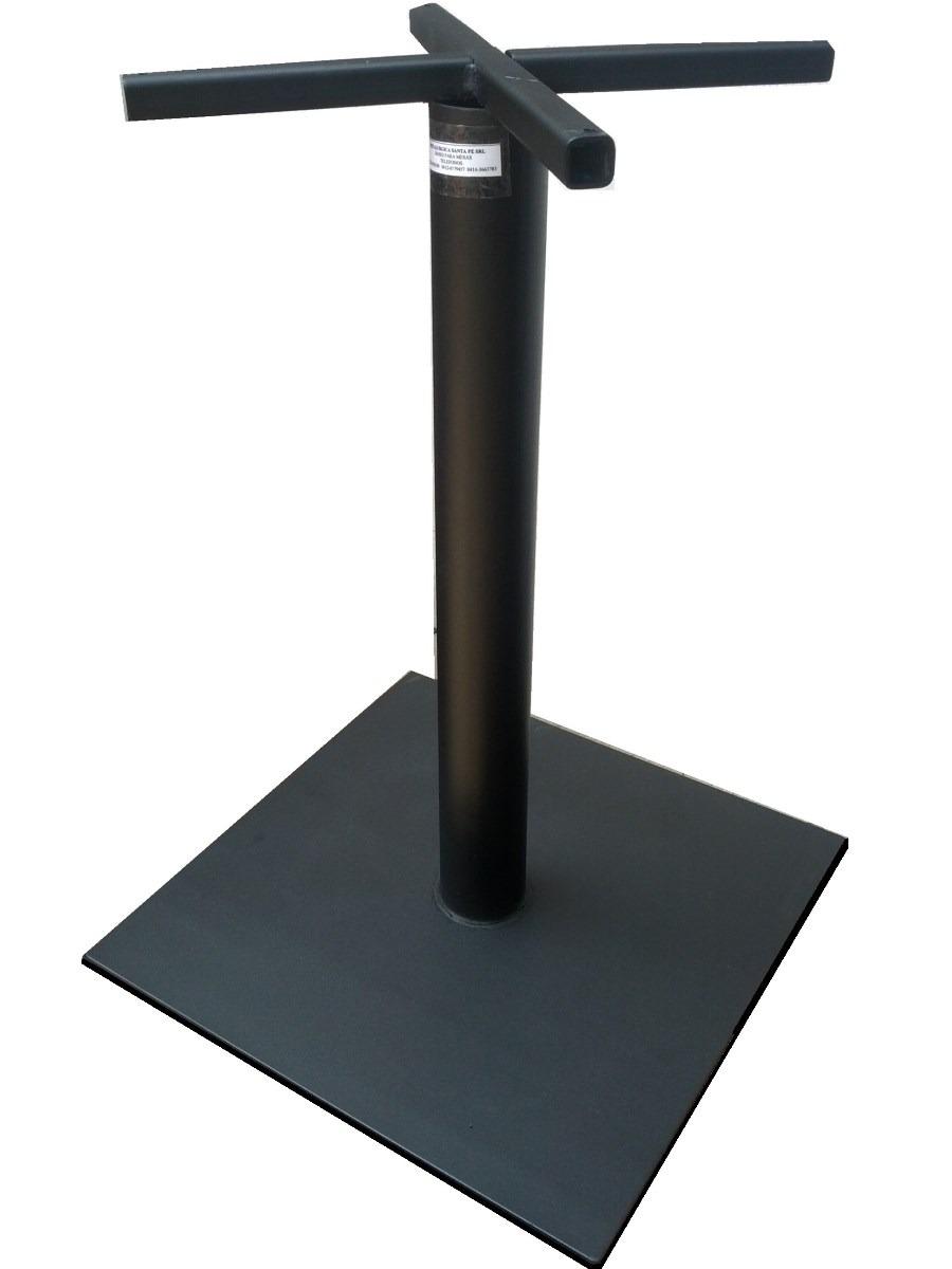 bases para mesas en hierro resistentes favor leer bien
