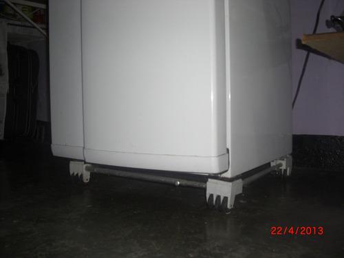 bases para neveras, lavadoras y cocinas (cuadrada)