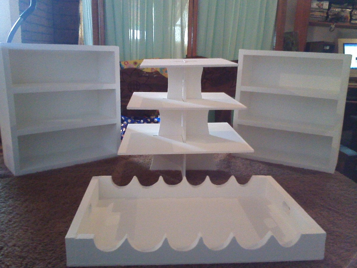 Comprar Muebles En Valencia : Bases para ponquesitos dispensador de dulces shots