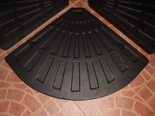 Bases para sombrillas y sombrillones de pie lateral en hormi 400 00 en mercado libre - Pie para sombrilla ...