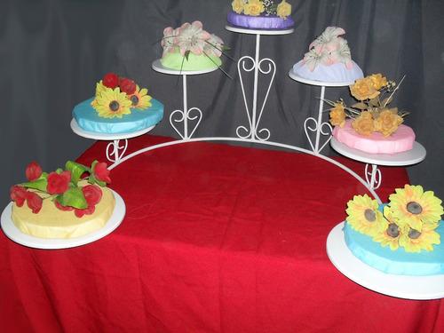 bases para torta