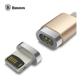 Baseus Magnetic Lightning To Usb 1m Cable 2.4a