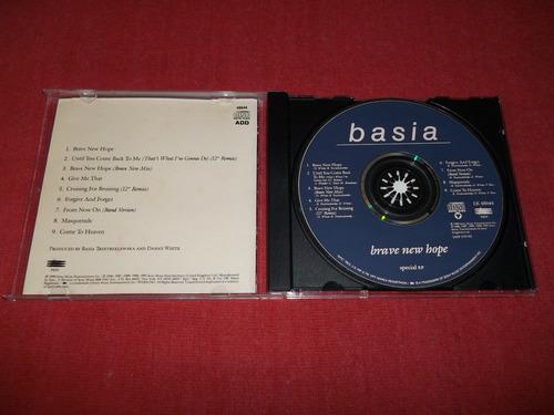 basia - brave new hope cd imp ed 1991 mdisk