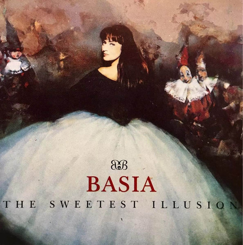 basia - the sweetest ilusion cd