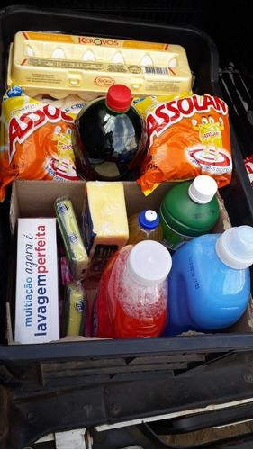 basica alimentos cesta
