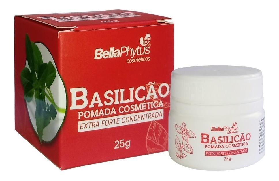 Basilicão Pomada Extra Forte Concentrada 25g Bella Phytus