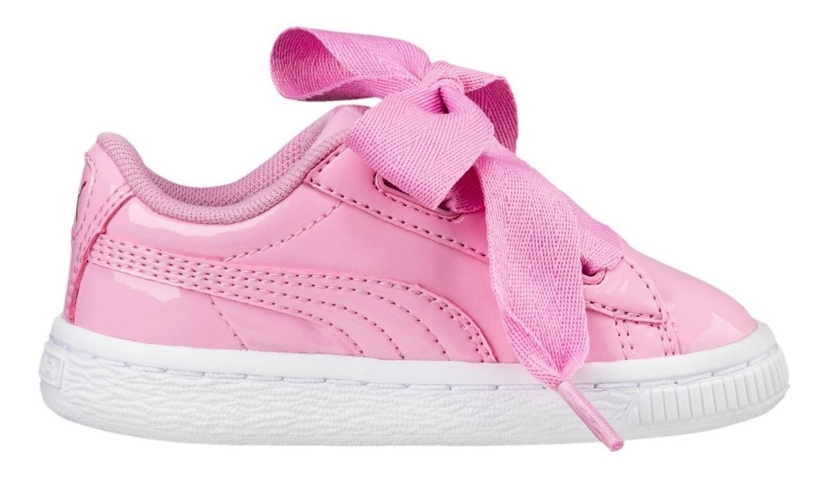 half off 491ce bcd50 Basket Heart Holiday Glamour Inf Puma Prism Pink-prism Pink