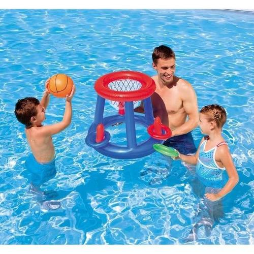 basket inflable 61 cm #52190 collagekidsart