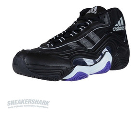Basketball Kobe Crazy 2 Black Purple Envio Inmediato