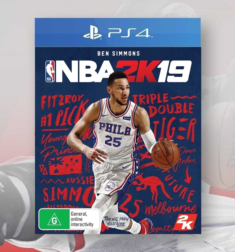 f307d69c8 Basketball Nba 2k19 2019 Ps4 I Promoção - R  120