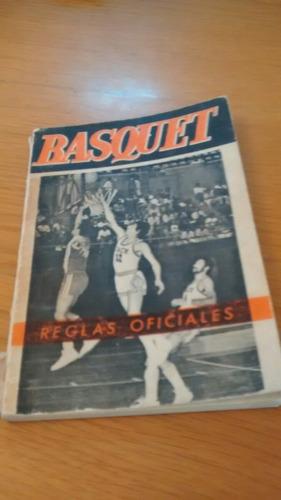 basquet reglas oficiales - ramirez editores