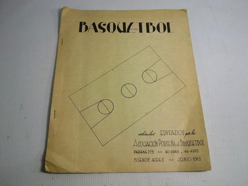 basquetbol 1965