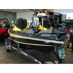 Bass Boat  Quest  268 A Pronta Entrega .
