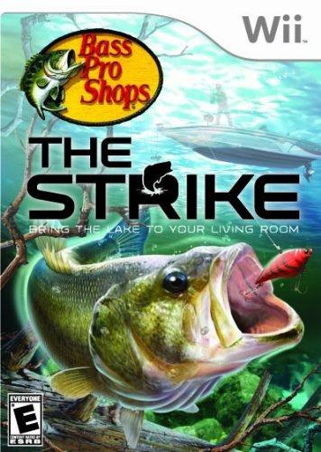 bass pro shops: la huelga - nintendo wii (juego)
