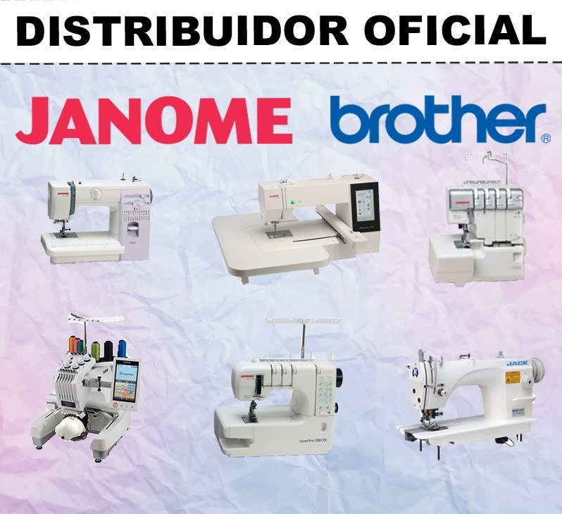 Bastidor 10 X 4 Cm Janome Mc500 Re10b - $ 3.400,00 en Mercado Libre