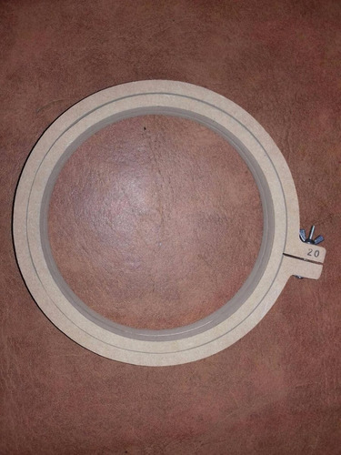bastidor  + aguja bordado chino + 10 ovillos hilos
