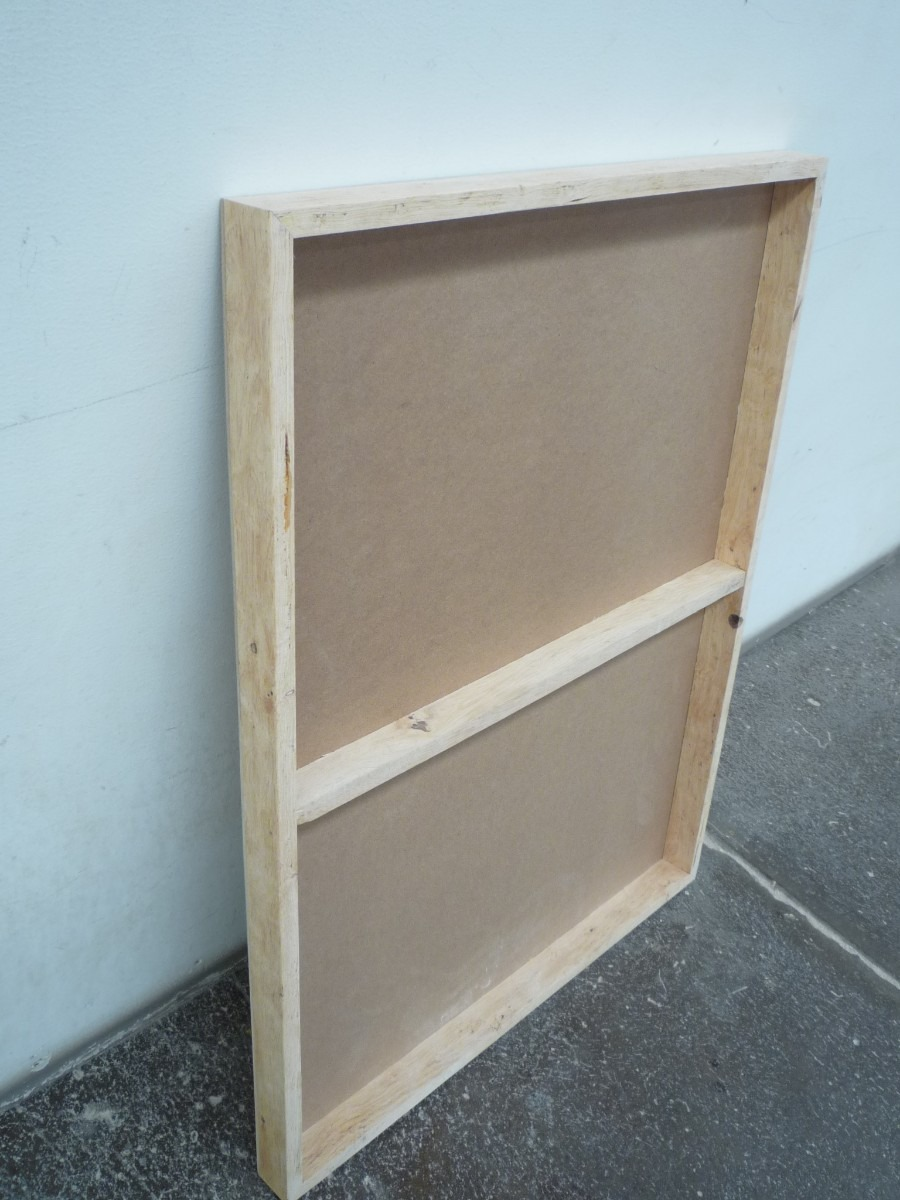 Bastidor de mdf y madera muebles el angel en - Cuadros en bastidor ...