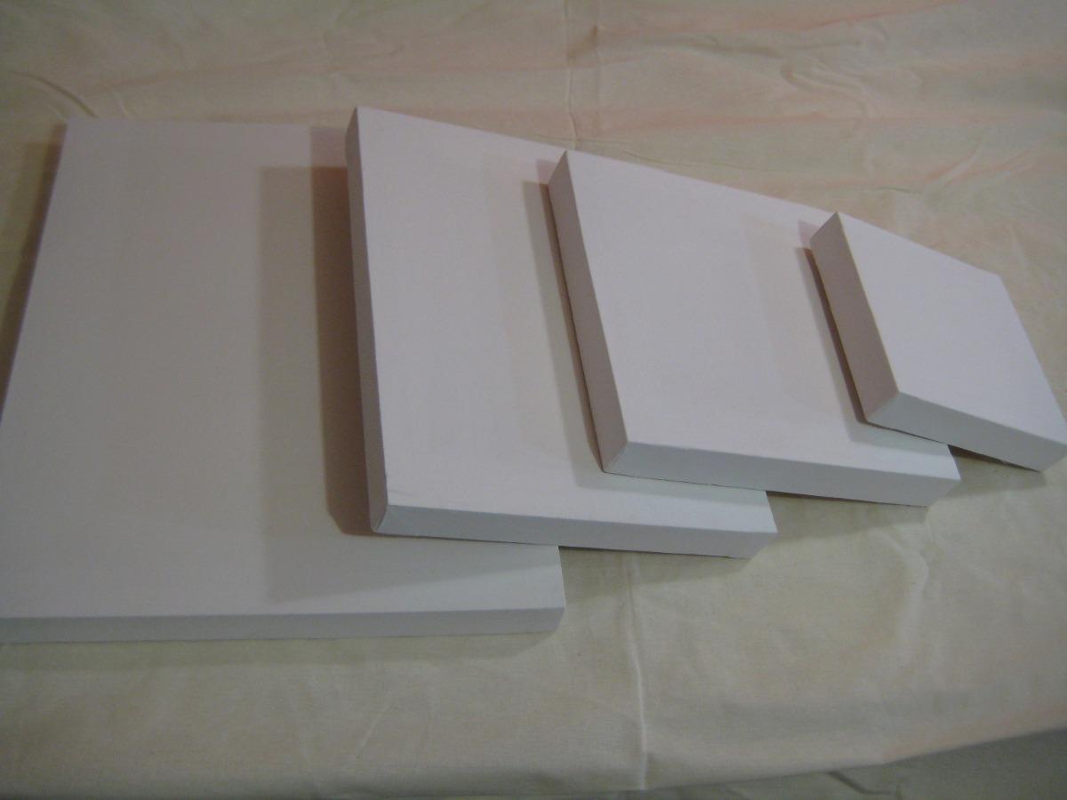 Bastidores base dura y lienzo para pinturas con textura - Pintura base para madera ...