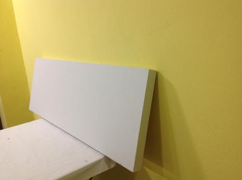 bastidores con lienzo o canvas