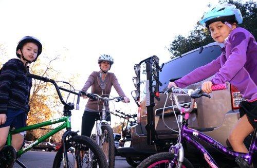 bastidores de bicicletas,estante allen deportiva columna..