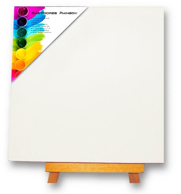 Bastidores De Tela Listos Para Pintar De 30 X 50 Cm - $ 105,00 en ...