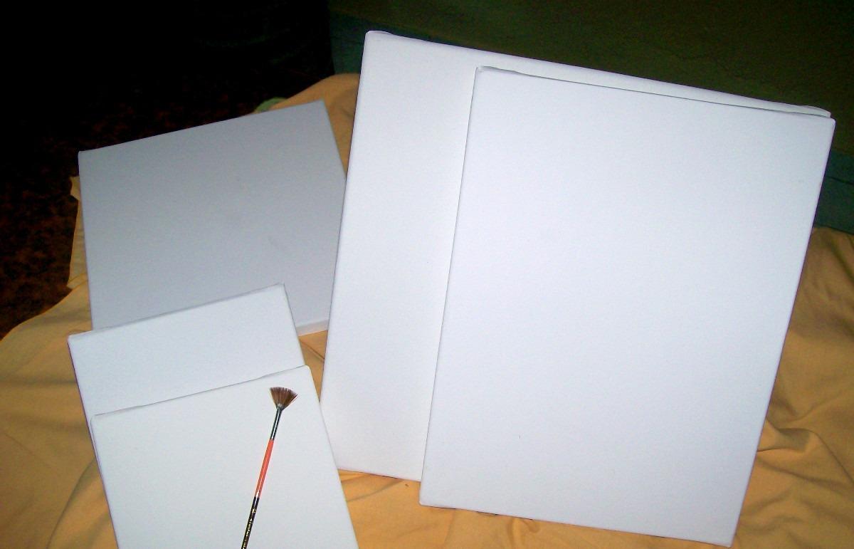 Bastidores Entelados Listos Para Pintar. Medida 15x15 - $ 45,00 en ...