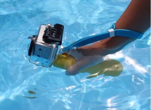 bastão boia flutuante bobber floaty acessórios go pro gopro
