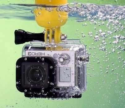 bastão boia flutuante floaty para gopro sj4000 wifi sj5000