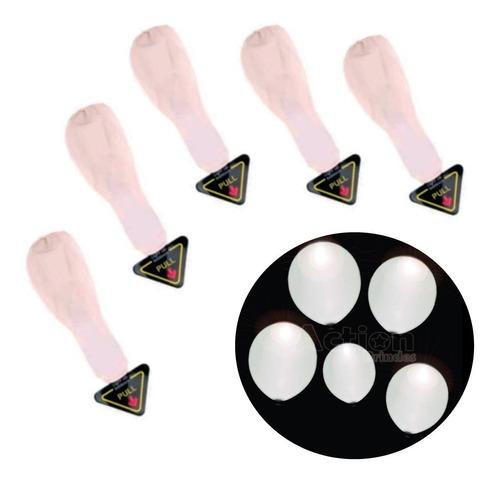 bastão de led - não personalizado - 60un + 5 balões de led