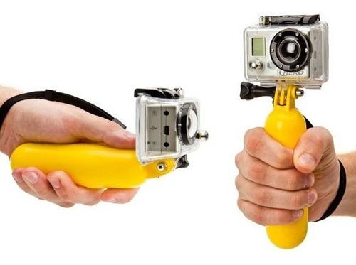 bastão de mão flutuante gopro p/câmera go pro hero / novo