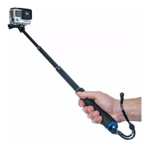 bastão de selfie para câmera gopro - aluminio
