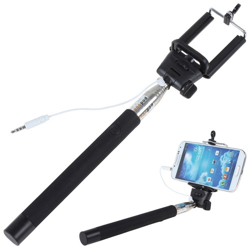 bastão de selfie para qualquer celular !