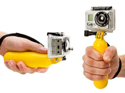 bastão flutuante gopro para câmera gopro hero novo