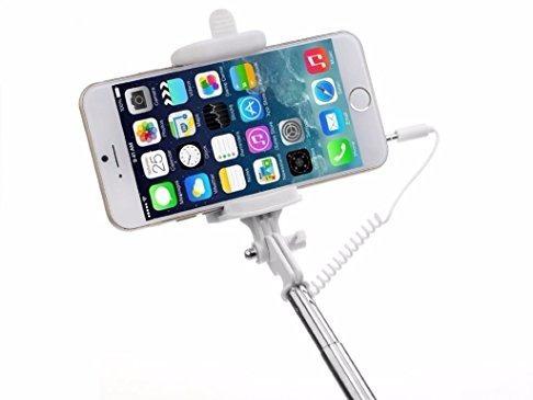 bastão pau de selfie monopod suporte para tirar self 207-sf