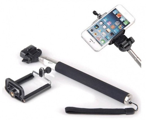 bastão retrátil para selfie - mymax