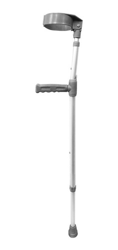 bastón canadiense en aluminio de codera movil fy933l