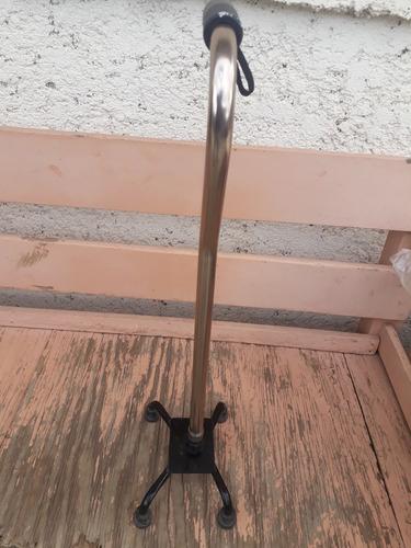 baston cuatro patas ajustable