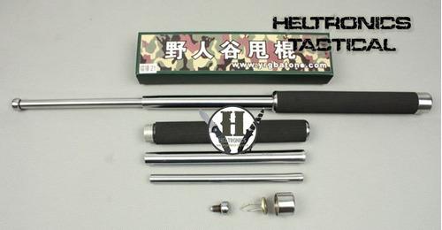 baston extensible rigido 65cm yrg 26 batons cromado cn funda