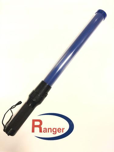baston luminico vial st-900b azul 54 cm de largo