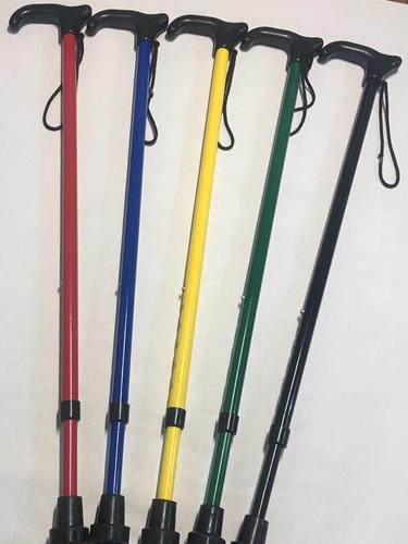 bastón ortopédico puño alemán (colores).
