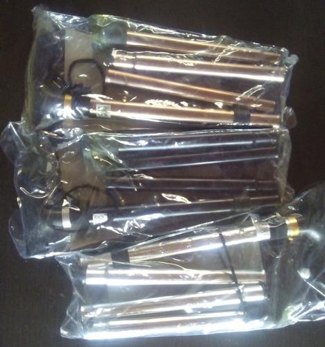 baston plegable en aluminio antideslizante desarmable
