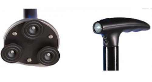 baston plegable trusty cane confiable seguro