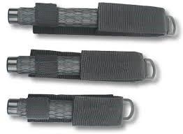 baston retractil 21 pulgadas 51 cms con funda y rompevidrios