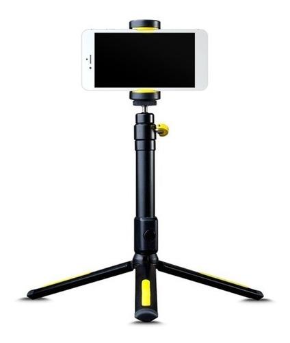 baston selfie con tripode universal black eye - phone store