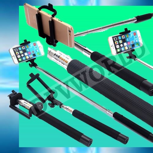 baston selfie monopod bluetooth galaxy android iphone smart