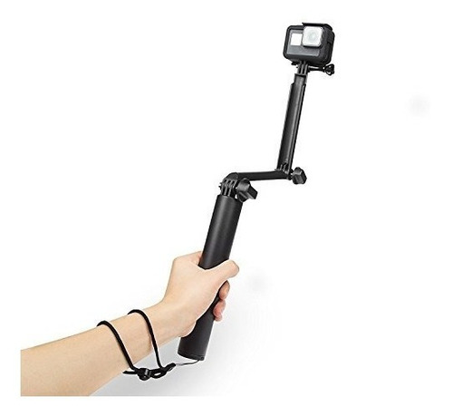 baston selfie stick monopod tripie gopro pole 3-way