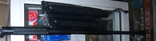 bastón táctico rétractil / tolete/ arma de defensa personal